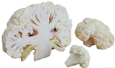 Верхушки цветной капусты