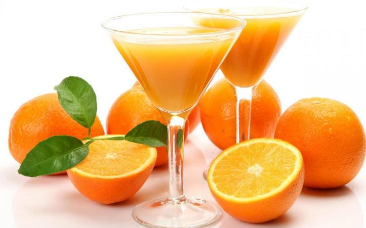 Чем полезен апельсиновый сок