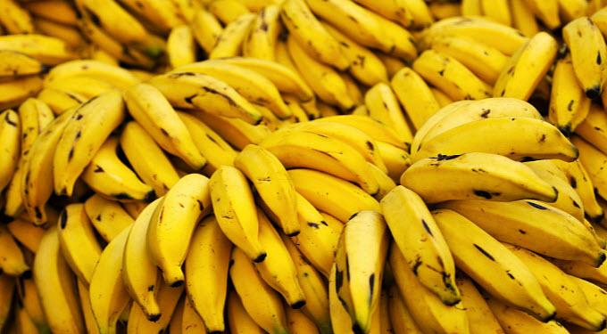 Влияние бананов на организм человека