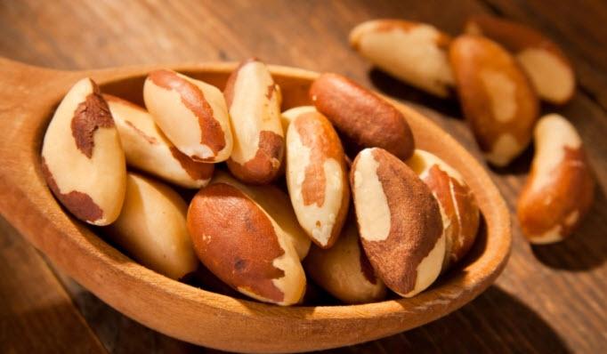 Бразильский орех в питании мужчины
