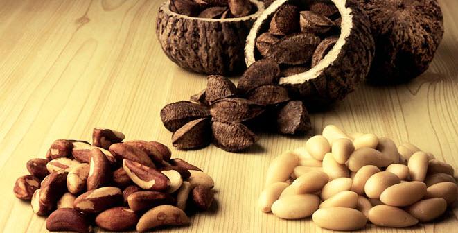 Бразильский орех в питании