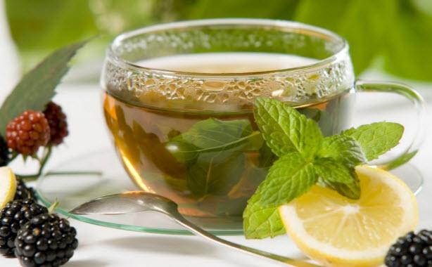 Польза чая с мятой для женщин