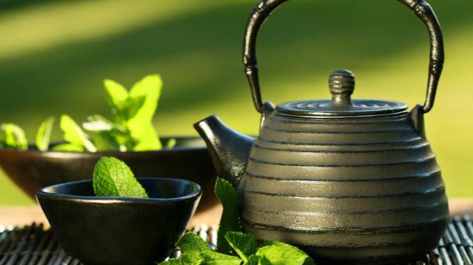 Популярные вопросы о чае с мятой