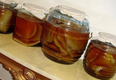 Как лучше всего употреблять чайный гриб?