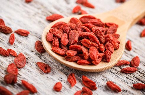 Польза ягод годжи для мужчин