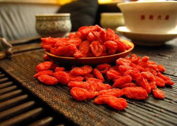Польза ягод годжи при похудении (при диете)