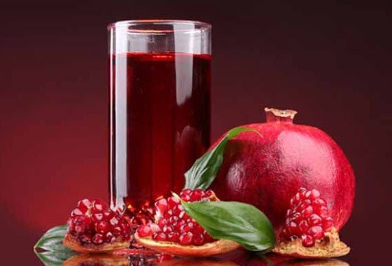 Польза и полезные свойства гранатового сока