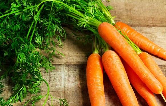 Польза и вред морковной ботвы