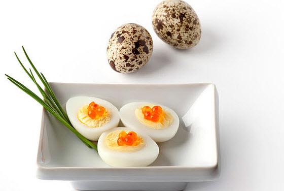 Польза перепелиных яиц при похудении (при диете)