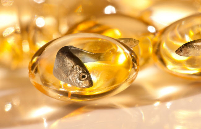 Влияние рыбьего жира на отдельные системы