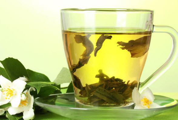 Влияние зеленого чая на организм человека (кратко)